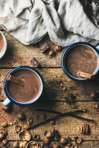 Hazelnut Hot Cocoa