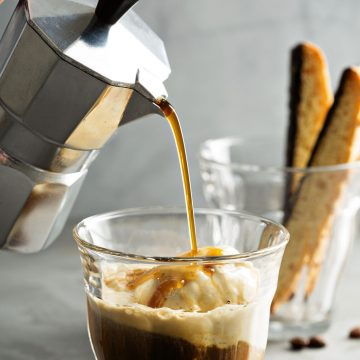 Irish Affogato