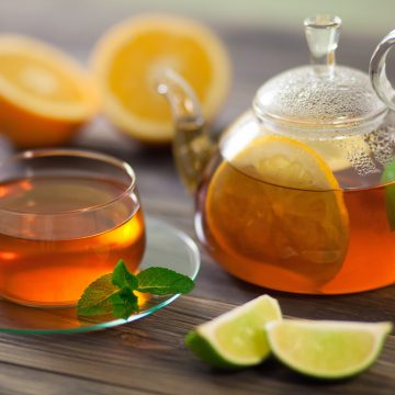 Orange & Lemongrass Tea