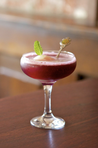 Blackcurrant & Honey Daiquiri