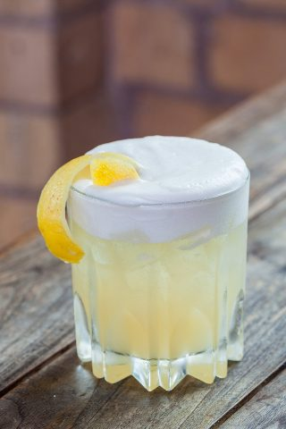 Lemon Ginger Honey Flip