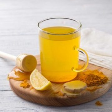 Turmeric Lemon Ginger & Honey