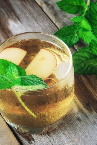 Apple Ice Tea