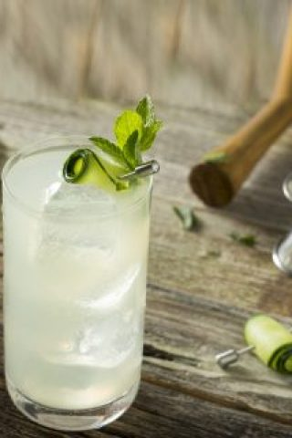 Cucumber & Lemon Gin