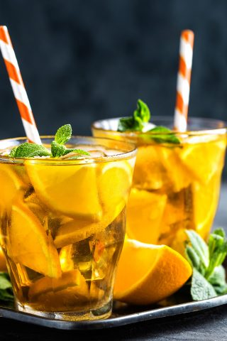 Spiced Citrus Cooler