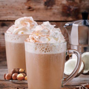 Nutty Latte
