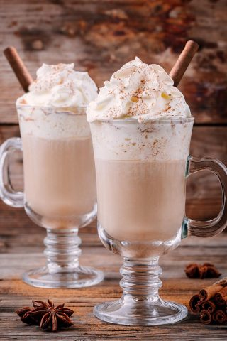 Spiced Frappe