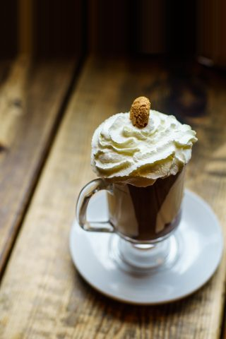 Almond Hot Chocolate