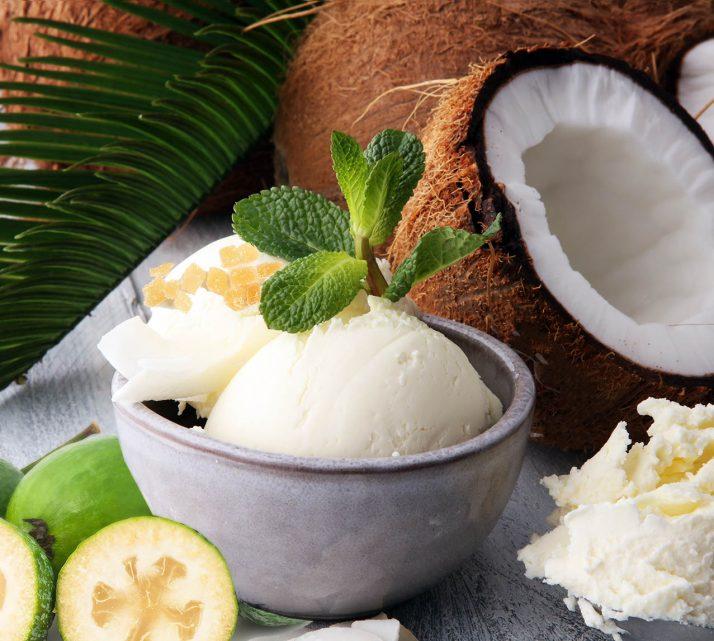 Feijoa Ice Cream Shott Beverages