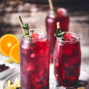 Beautiful Sun Iced Tea