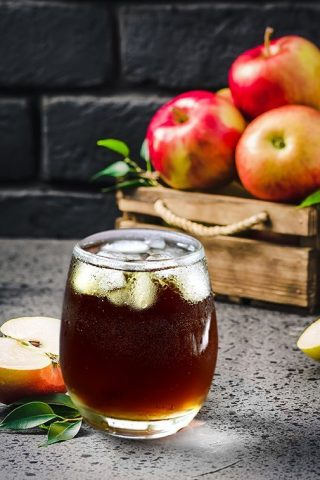 Apple Cold Brew Coffee