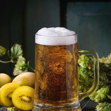 Gold Kiwifruit Beer