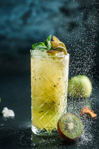 Gold Kiwifruit Soda