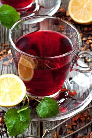 Hibiscus Ginger & Manuka Honey Infusion