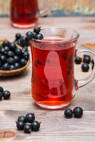 Blackcurrant & Honey Infusion