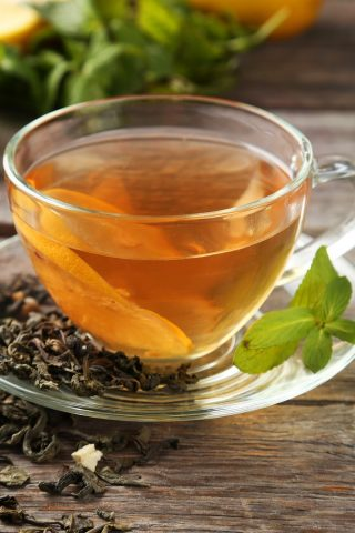 Earl Grey Tea Infusion