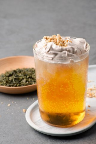 Earl Grey Tea Soda