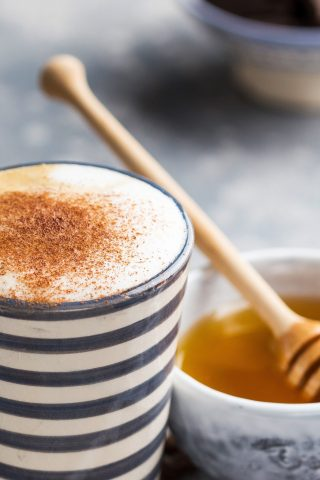 Manuka Honey Hot Chocolate