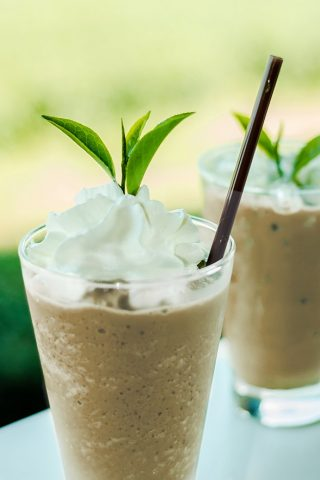Earl Grey Tea smoothie